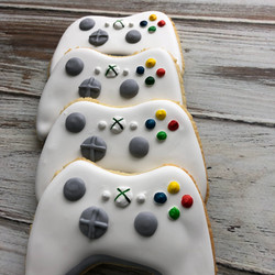 X-Box cookies