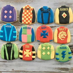 Jockey Jerseys for Derby Party