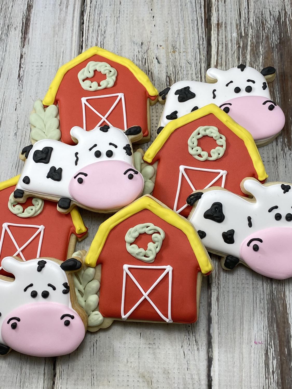 Cows & Barns