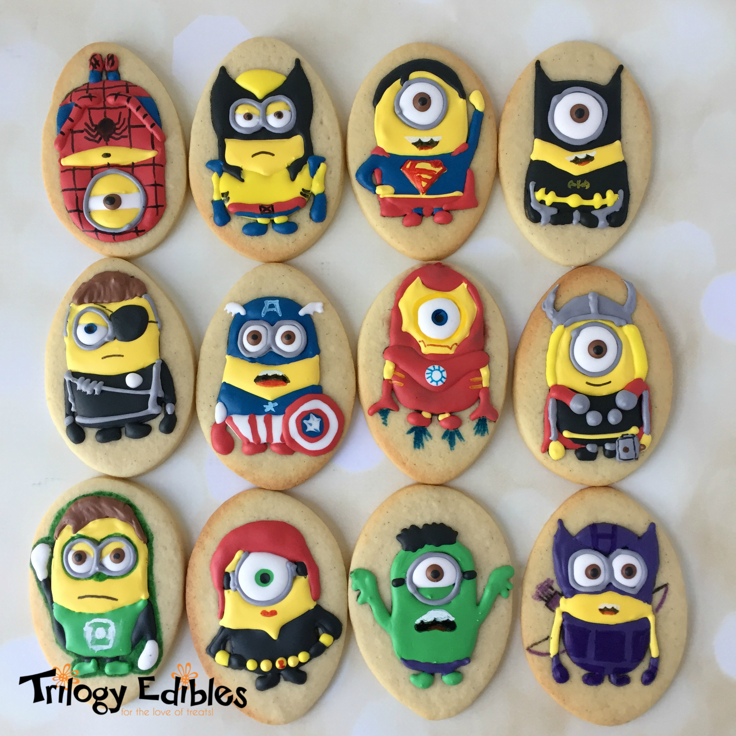 Minion Superheros