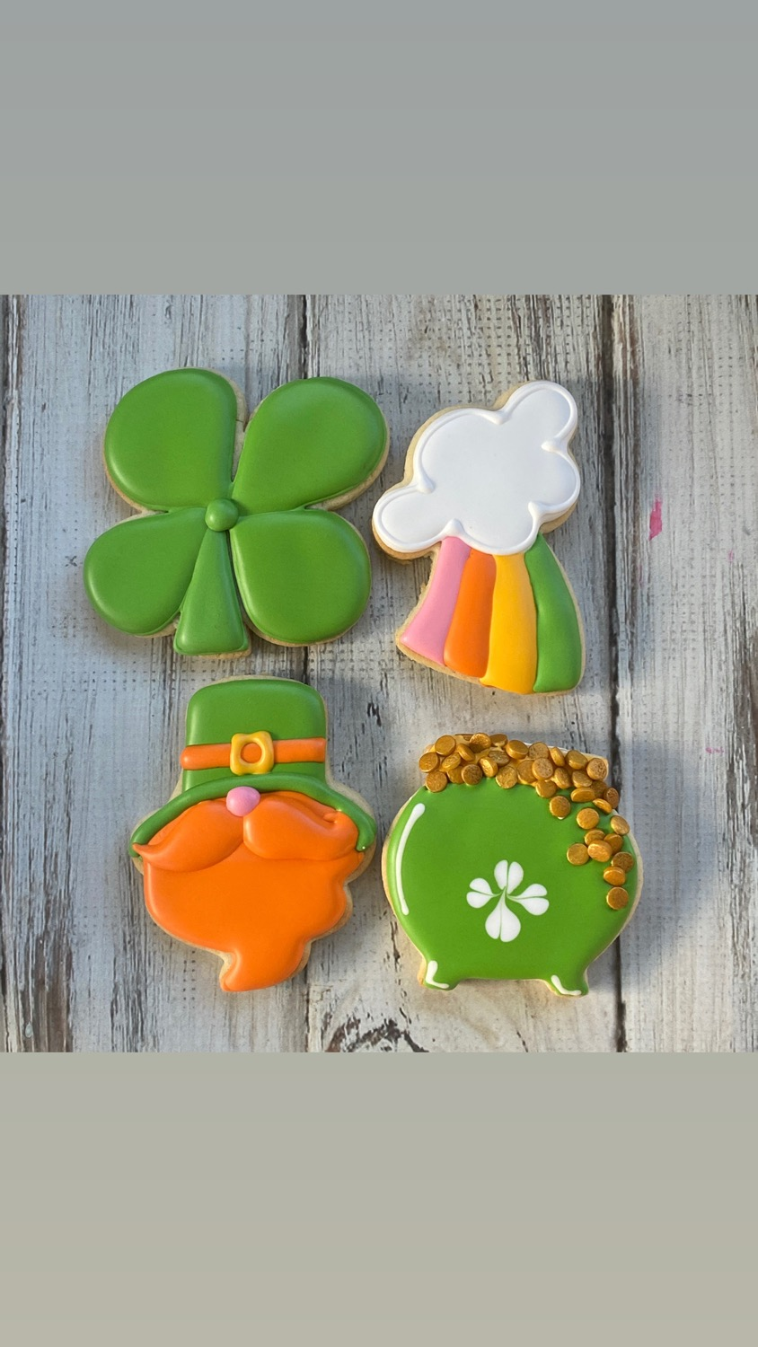 St Patrick's Day DIY Kit