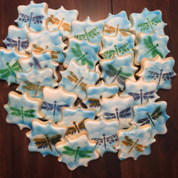 Dragon Fly Cookies
