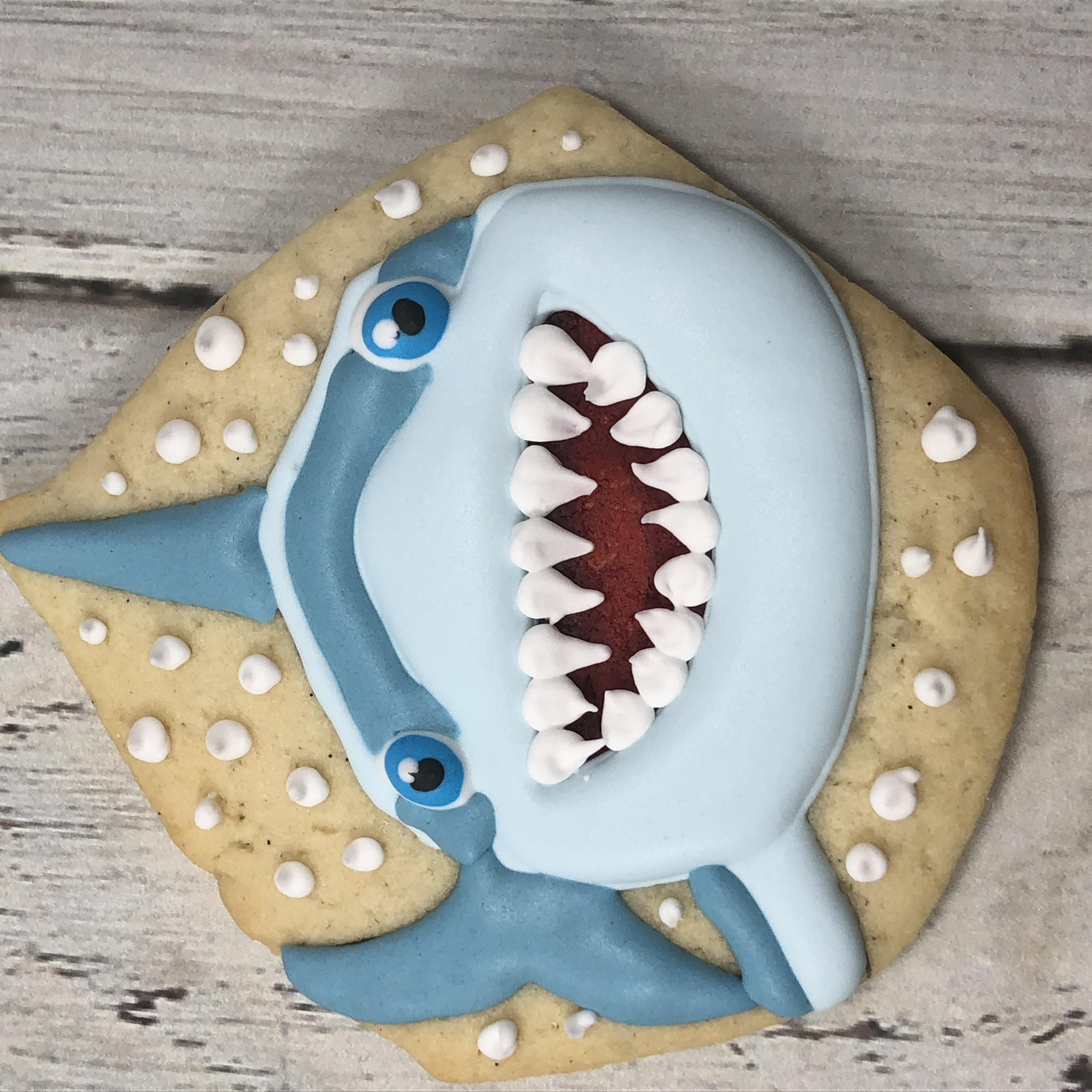Shark Week3