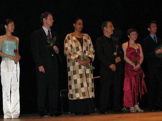 2008 - Washington International Piano Artist Competition