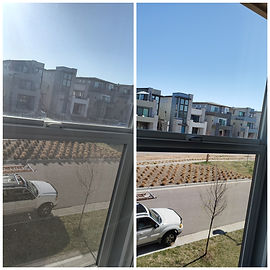 Before After Window Cleanng