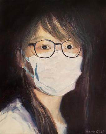 Arrest of Agnes Chow - 周庭被捕的一刻