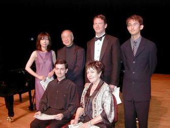 2009 - Boston International Amateur Pianist Competition