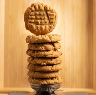 GF Peanutbutter Cookies
