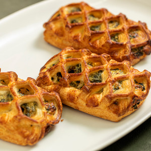 Spinach and Feta Croissants