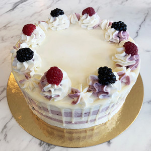 Triple Berry and White Chocolate
