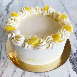 Lemon and White Chocolate