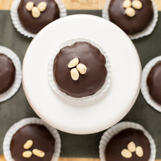 Peanut Butter Cookie Bombs