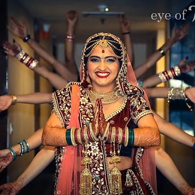 Shivani the Beauty Bride