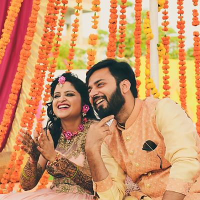 Bhawna & Rahul