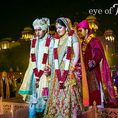 Shreya Weds Rohan