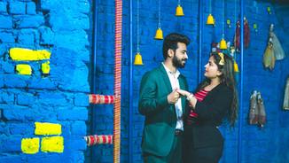 Ankush & Jashleen