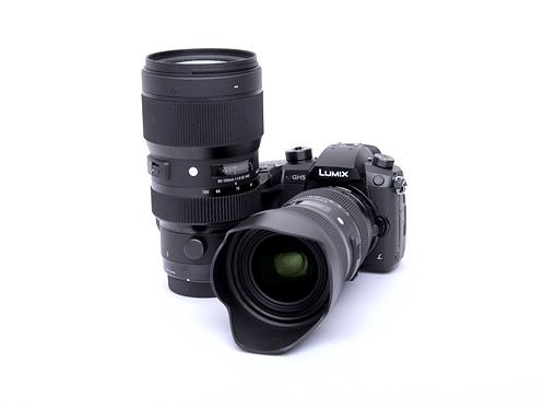 Panasonic GH5 / Lentes Sigma Art