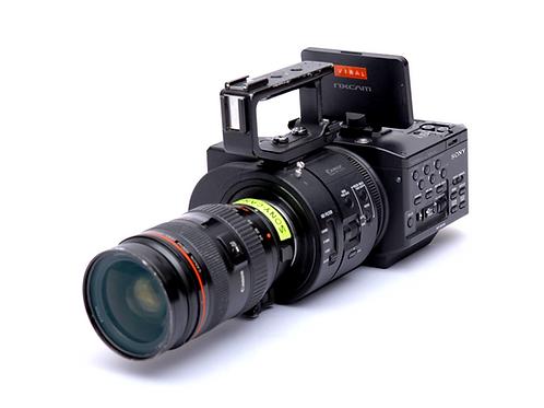 Sony FS700 / Canon 24-70