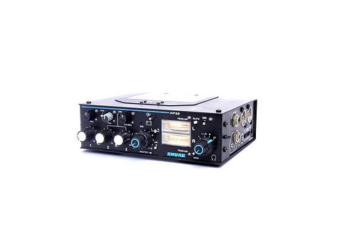 Mixer Shure FP33