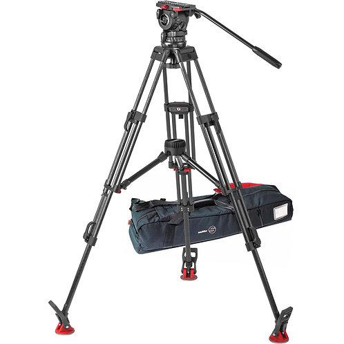 Sachtler DV 10 SB 2 CF Sistema de trípode