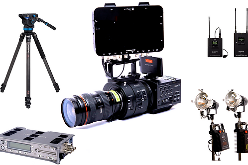 Indie Sony Fs700