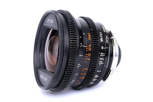 Lente Optar 14mm