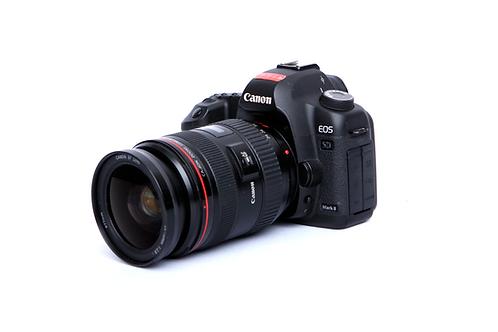 Canon 5D Mark II / Canon 24-70