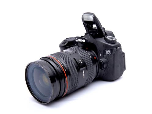 Canon 60D / Canon 24-70