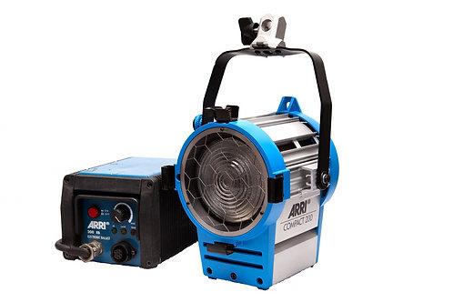 HMI 200 Compact 200 Fresnel