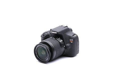 Canon Rebel T5 Con Lente