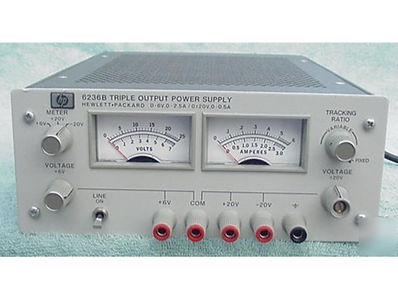 HP Triple Outlet Power Supply
