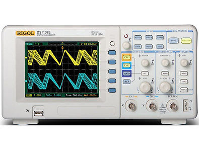 Rigol 100Mhz Digital Oscilloscope