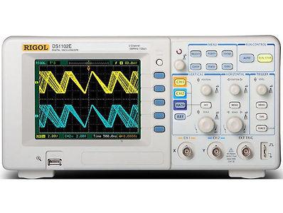 Rigol 100Mhz Oscilloscope