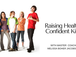 Raising Healthy and Confident Kids