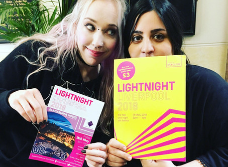 #LightNight Competition: win Meal for Two