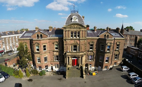 Blackburne House
