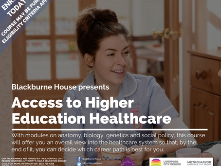 Access to Higher Education Courses