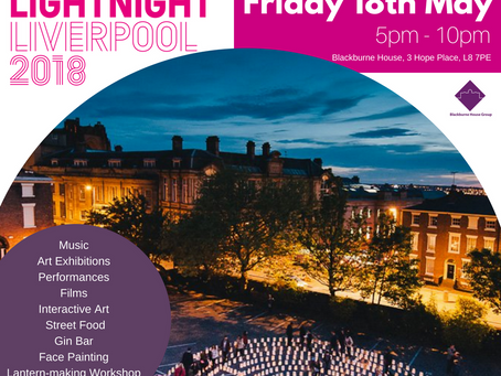 What's on: #LightNight at Blackburne House