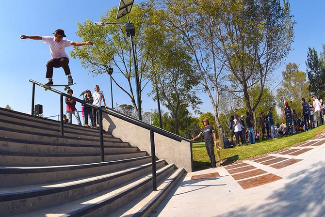 Skatepark Constituyentes es ganador en Iconos AD México.