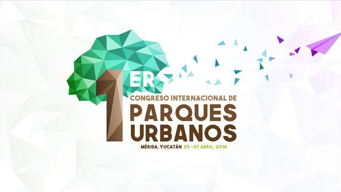 EVISA en el 1er Congreso Internacional de Parques Urbanos.