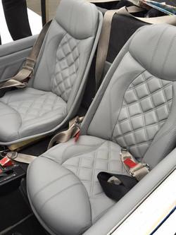 Robin seats-aircraft interior