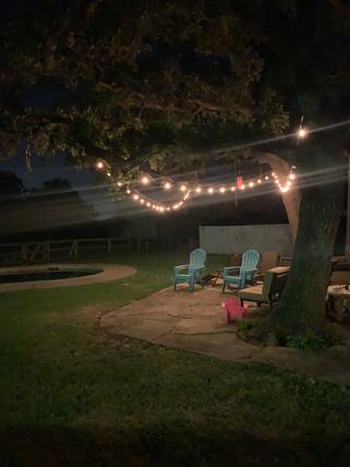 Date Night Pool Side