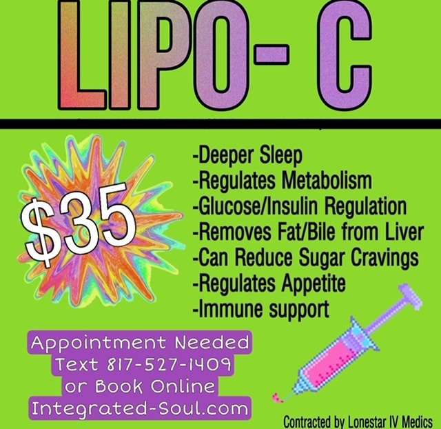 LIPO-C Injection- FTW