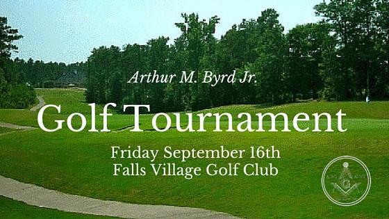Arthur M. Byrd Golf Tournament