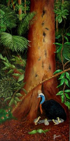 Rainforest Babies