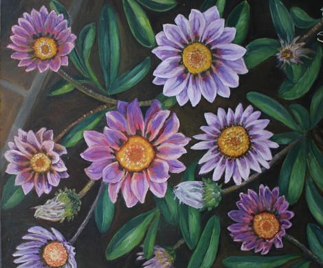 Chrysanthamums