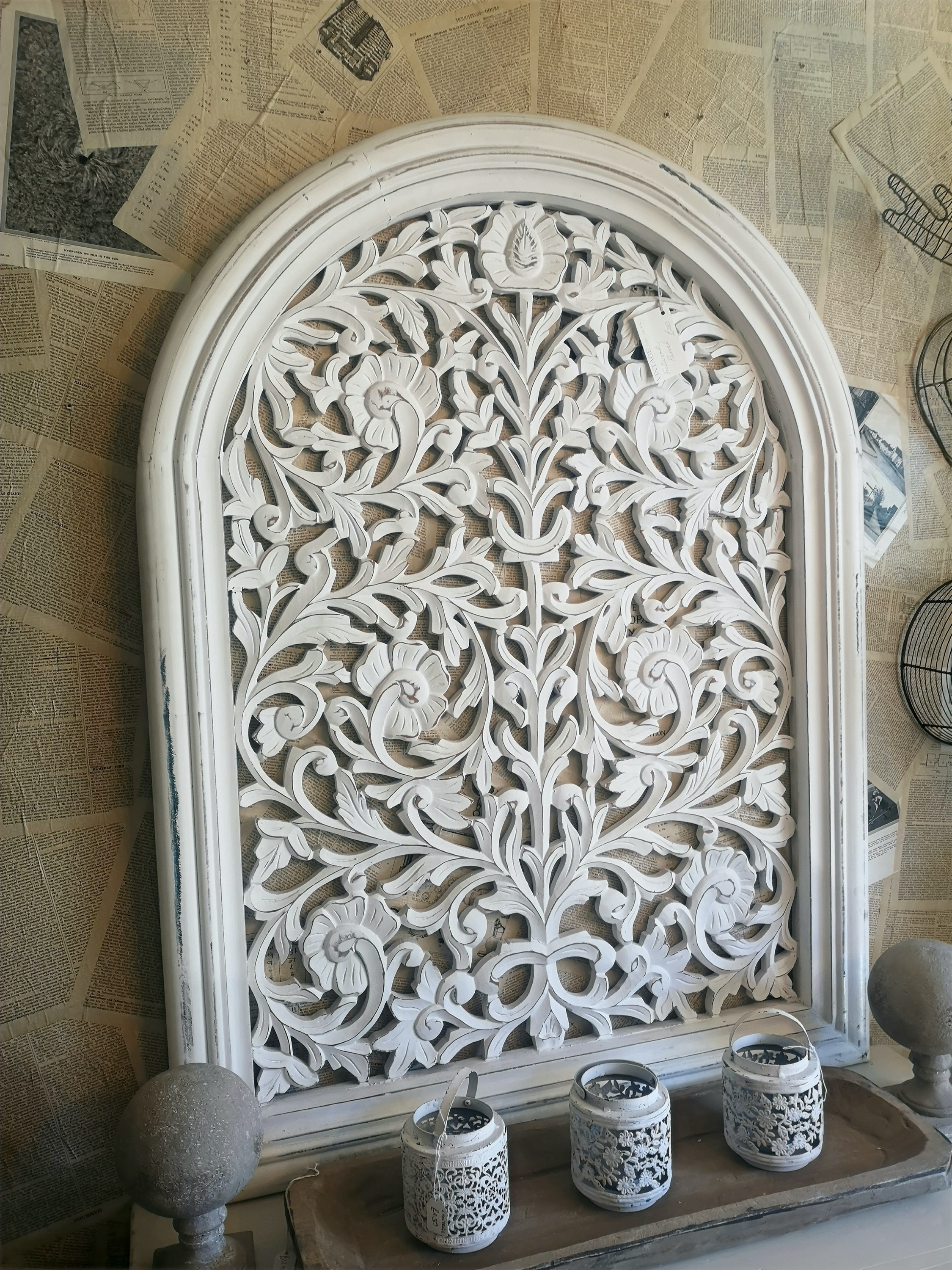 decorative panel