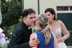 la gratitudine dello sposo