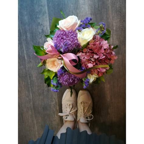 Bouquet dai colori vivaci