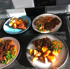 Our young people enjoy preparing their own meals at SDA Care
